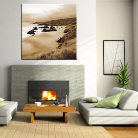 Wybrzeże - obraz nowoczesny krajobraz nr 2182