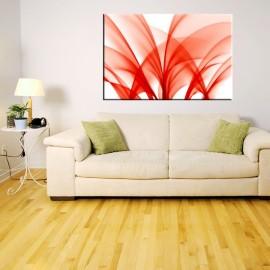 Ogon pawia - obraz nowoczesny abstrakcja nr 2187