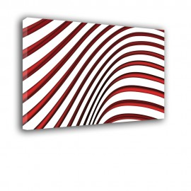 Świetliste linie - obraz nowoczesny - abstrakcja nr 2190