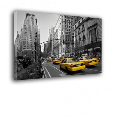 Taksówki New York - obraz na ścianę nr 2241