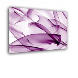Fioletowy - obraz nowoczesny abstrakcja nr 2261