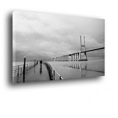 Vasco da Gama - obraz nowoczesny most nr 2020