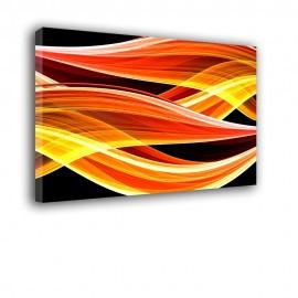 Ogień - obraz na płótnie nr 2295
