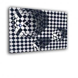 Obraz na ścianę szachownica nr 2339