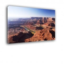 Kanion Kolorado - obraz na płótnie nr 2351