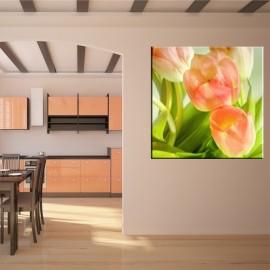 Bukiet tulipanów - obraz nowoczesny kwiaty nr 2566