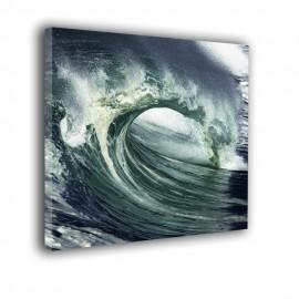 Surfing fala - obraz na ścianę nr 2467