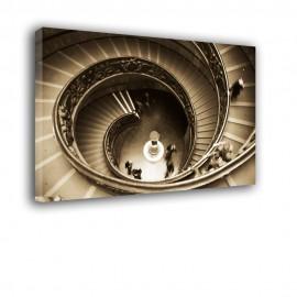 Schody z głębią - obraz na ścianę nr 2494