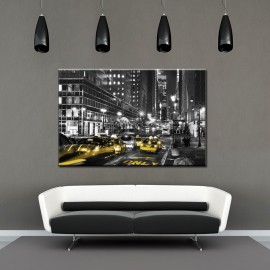 Obraz TAXI New York nr 2564
