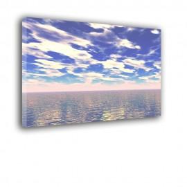 Chmury nad morzem - obraz nowoczesny nr 2064