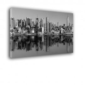 Czarno biały New York - obraz na ścianę nr 2078