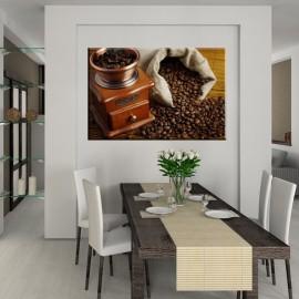 Stary młynek do kawy - obraz na ścianę do kuchni nr 2091