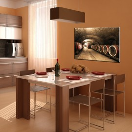 Winnica - obraz na ścianę do kuchni nr 2094