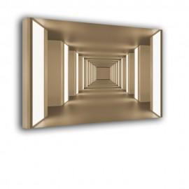 Głębia - obraz na ścianę powiększjący wnętrze nr 2110