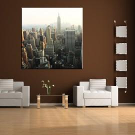 Panorama New York  - obraz na płótnie nr 2121