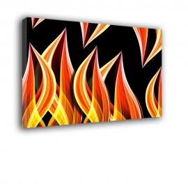 Ogniki - obraz nowesny abstrakcja nr 2148