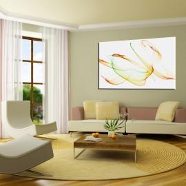 Jasne linie - obraz nowoczesny abstrakcja nr 2165
