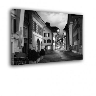 Rynek nocą - obraz nowoczesny nr 2166