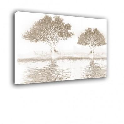 Dwa drzewa - obraz nowoczesny nr 2169