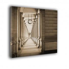 Kolumnada Karlowe Wary - obraz nowoczesny nr 2178