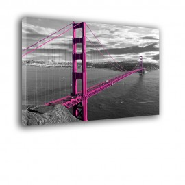 Golden Gate - obraz nowoczesny most nr 2194