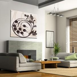 Przemijanie - obraz nowoczesny abstrakcja nr 2255