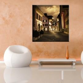 Noc w mieście - obraz nowoczesny nr 2486