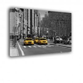 Ulica Nowego Jorku - obraz nowoczesny nr 2060