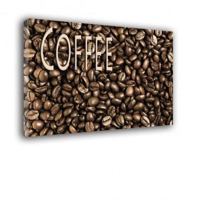 Ziarna kawy obraz na ścianę do kuchni nr 2088
