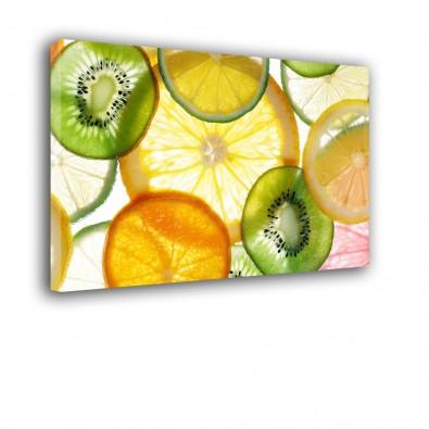 Owoce - obraz na ścianę do kuchni nr 2096