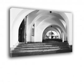 Białe arkady - obraz na ścianę nr 2117
