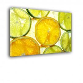 Limonki - obraz na ścianę do kuchni nr 2128
