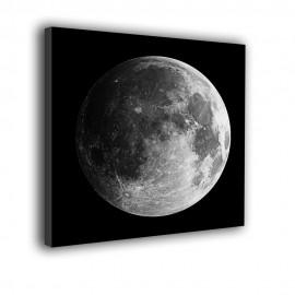 Księżyc - obraz nowoczesny nr 2137