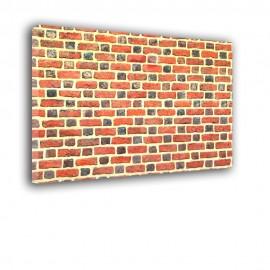 Mur z cegły - obraz na ścianę  nr 2150