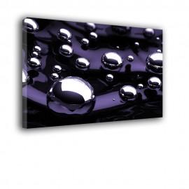 Krople wody - obraz na ścianę nr 2170